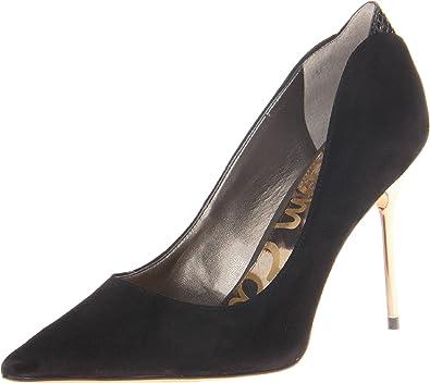 bdc697b02 Sam Edelman Danielle Pumps Womens Black Schwarz (black black) Size  5 (38  EU)  Amazon.co.uk  Shoes   Bags