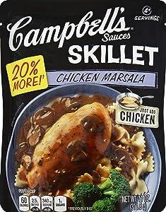 CAMPBELLS Sauce Marsala Chicken, 11 oz