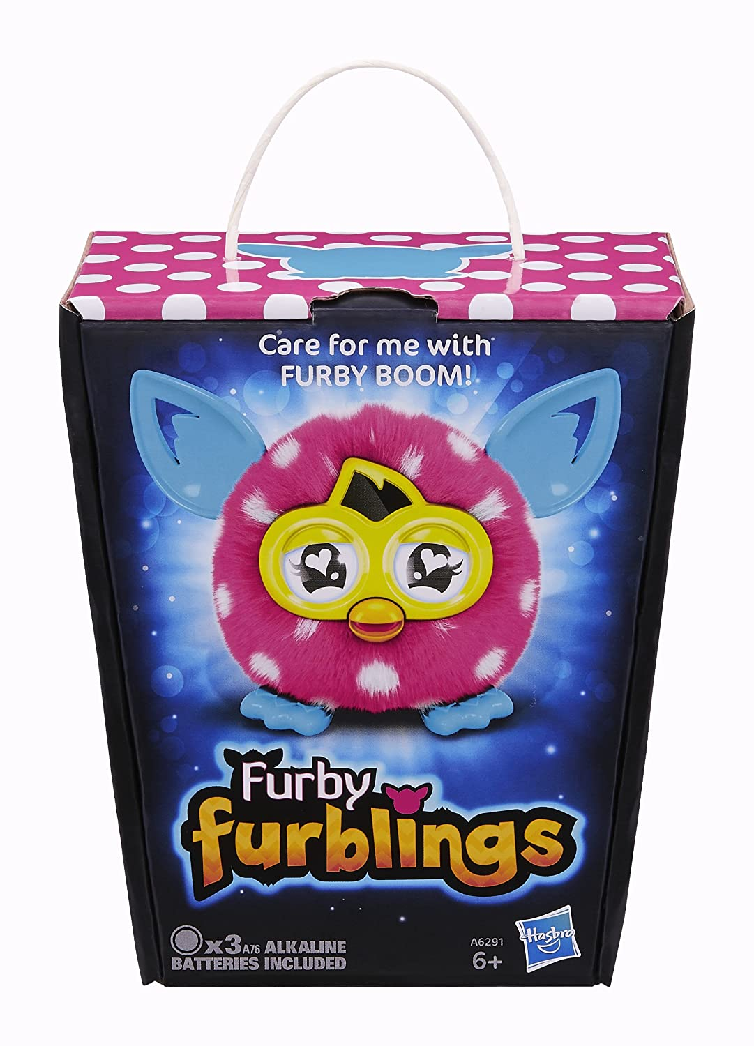 Furby Furblings Electronic Toy Toy Toy (colours may vary) by Furby 9d407e