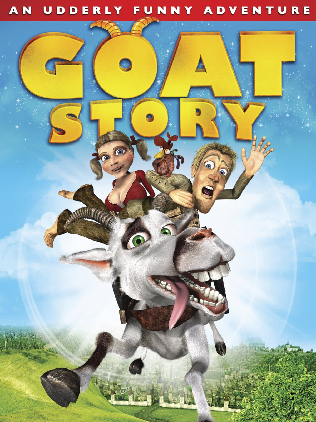 Watch Goat Story Prime Video