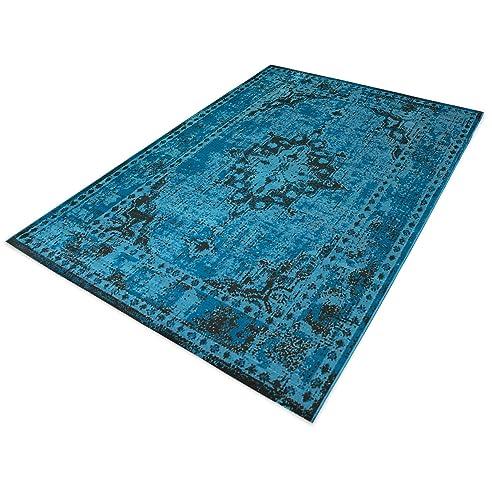 casa pura® Vintage Teppich | viele Größen | im angesagten Shabby ...