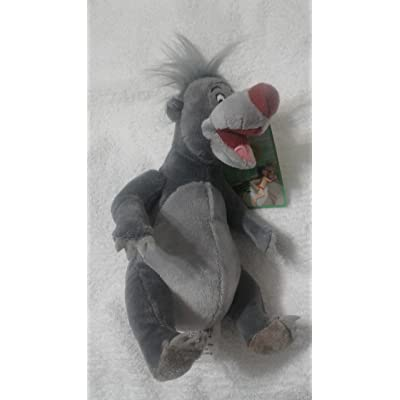 "Disney The Jungle Book 7"" Baloo Plush: Toys & Games"