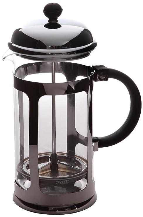 Lacor 62101 - Cafetera cristal tipo rusa 1.0 lts.: Amazon.es: Hogar