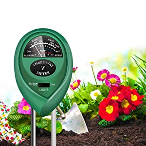 yoyomax Soil Testing Kits for Garden Plants