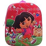 RamRajya fashionable school bag (6 litre)MULTI COLOUR