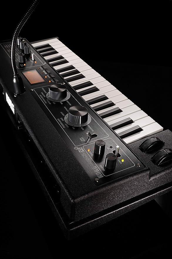 Teclado Korg microKorg xl+: Amazon.es: Instrumentos musicales