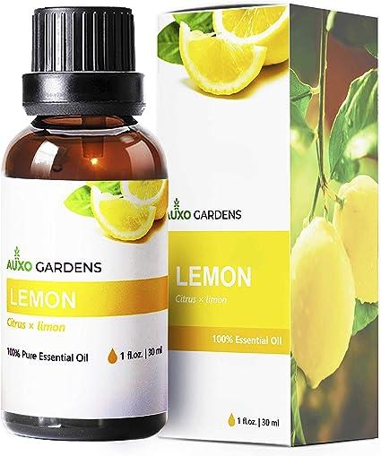 Aceite Esencial De Limón De 1 0 Fl Oz 100 Natural Y Puro Grado Terapéutico Aceite De Limón Italiano De Alta Calidad Health Personal Care