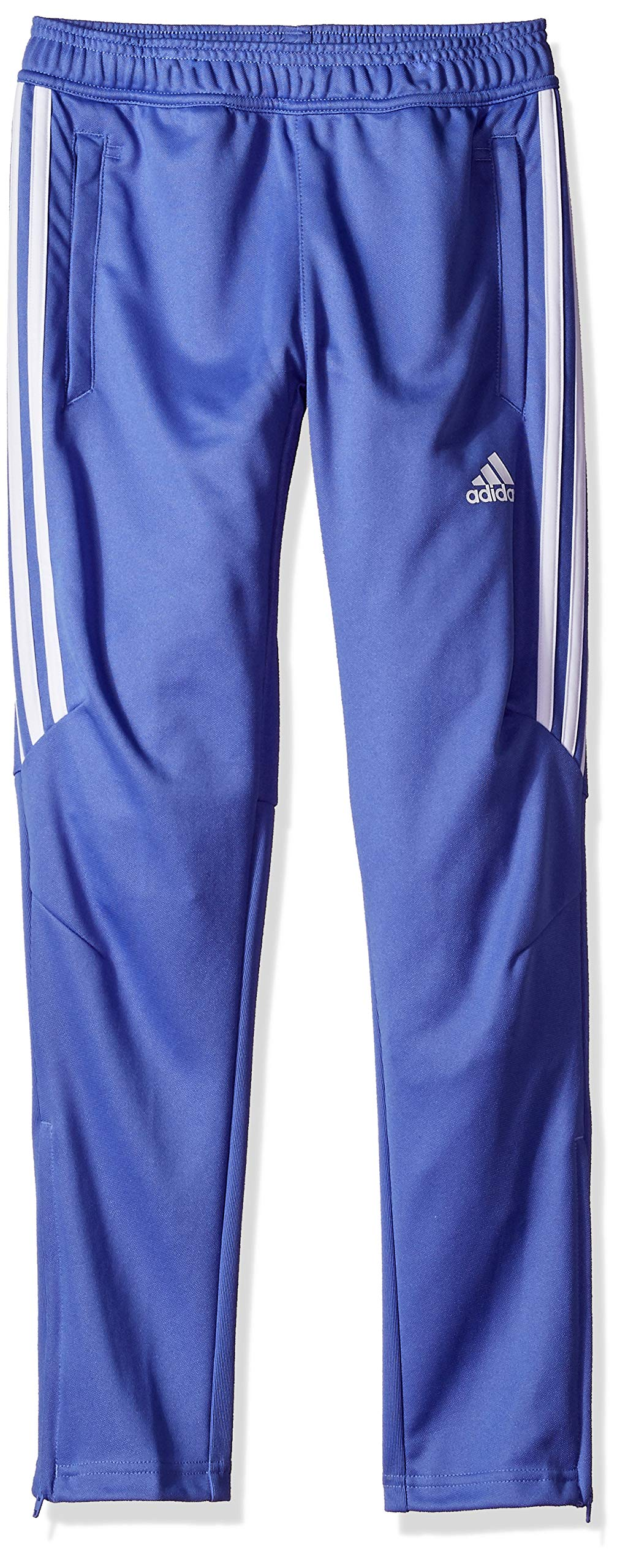 adidas Youth Soccer Tiro 17 Training Pant, Real Lilac/ White, Small