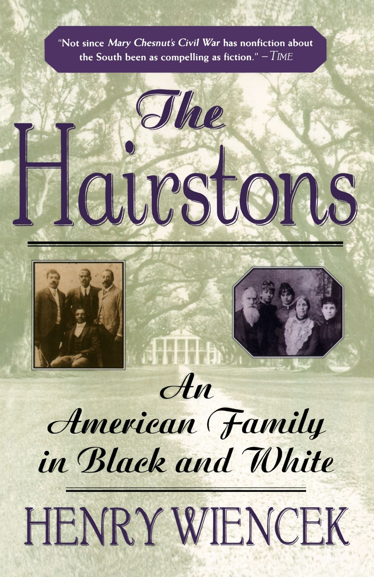 Download The Hairstons: An American Family in Black and White pdf epub