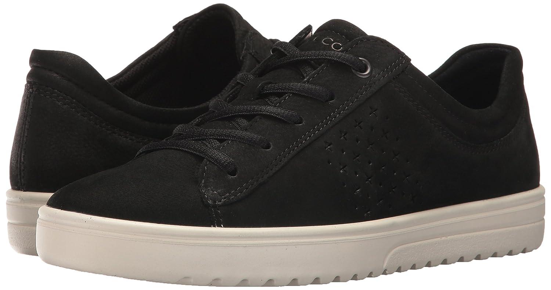 ECCO Women's / Fara Tie Fashion Sneaker B01MYCTZ07 39 EU / Women's 8-8.5 US|Black Nubuck 6bf84b
