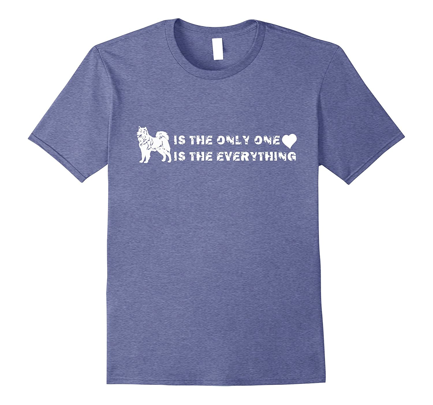 Alaskan - is the only one - is the everything lovely tshirt-Vaci