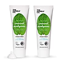 The Humble Co. Natural Fluoride Toothpaste (2 Pack) - Eco-Friendly, Vegan for Your...