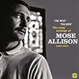 I'm Not Talkin:Song Stylings [Import anglais]