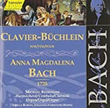 Clavier Book for Anna Magdalena Bach 1725