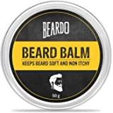 Beardo Beard Balm Makes Beard Soft & Non Itchy 50G