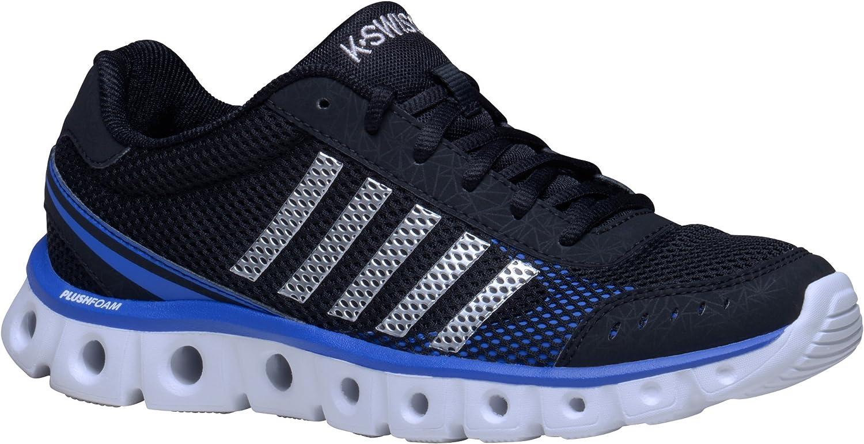 Zapatilla K-SWISS X Lite Athletic CMF BLK/ETCBLU/Wht 8,5: Amazon.es: Zapatos y complementos
