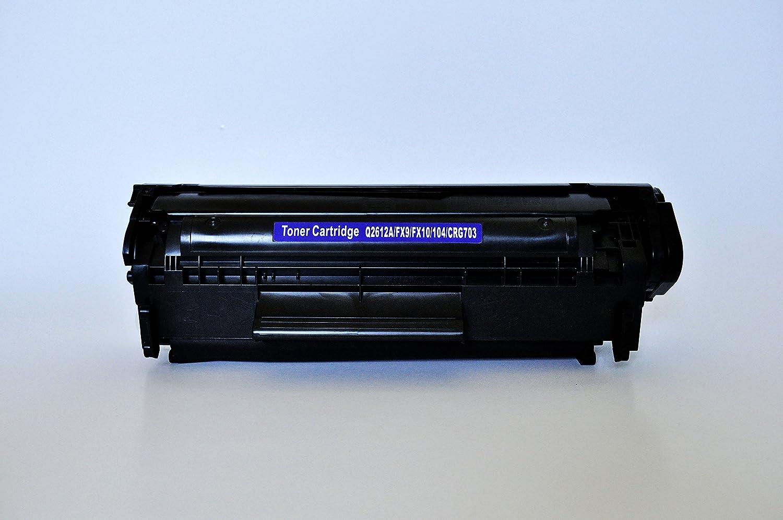 10PK Q2612X 12X Compatible Toner Cartridge For HP LaserJet 1010 1020 3015 3030