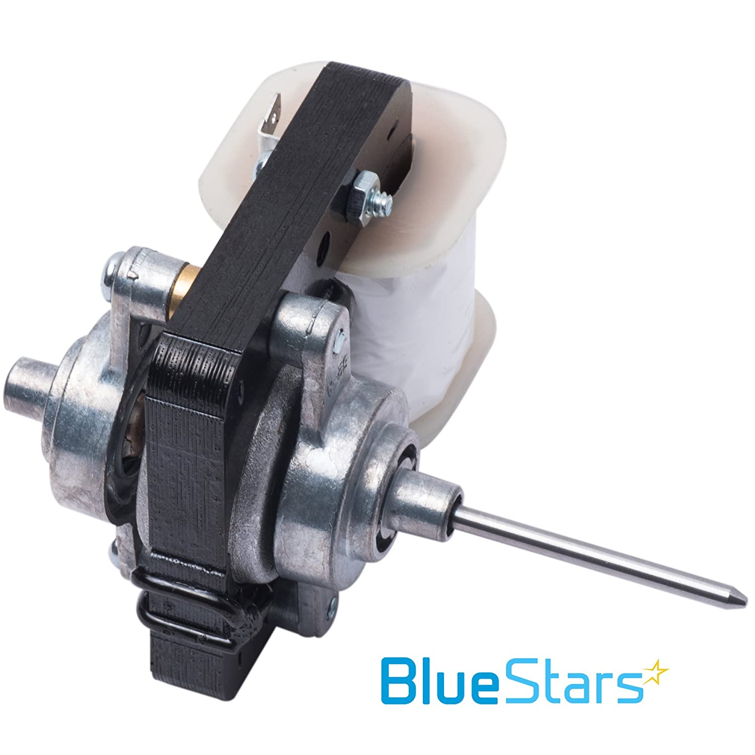 Replaces AP4700070 PS3419839 Exact Fit for Frigidaire Kenmore Electrolux fridges 5303918549 Ultra Durable 240369701 Refrigerator Evaporator Fan Motor Replacement part by Blue Stars
