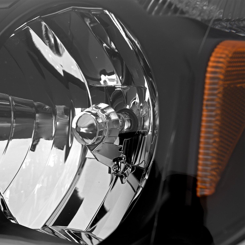 SPPC Black Headlights For Toyota 4 Runner - (Pair)