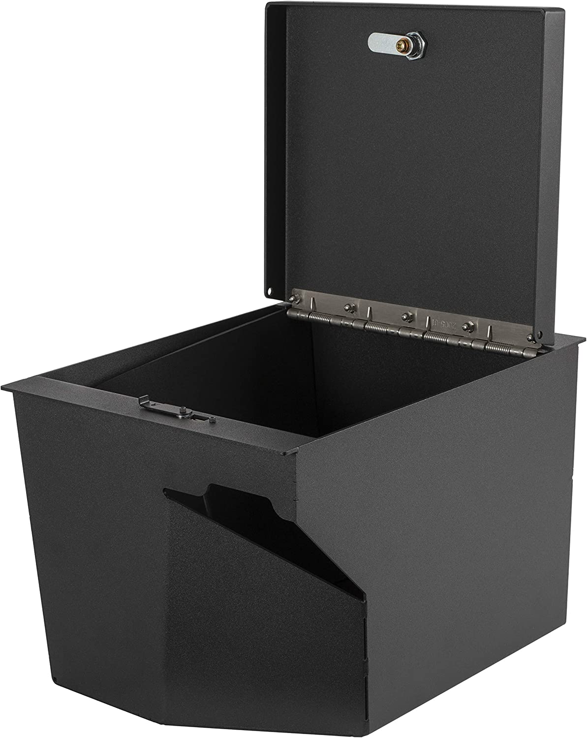 Keep Personal Items Secure and Organized in Car Compatible With 2014-2020 Toyota Tundra Lock/'er Down Console Safe with 4 Digit Combo
