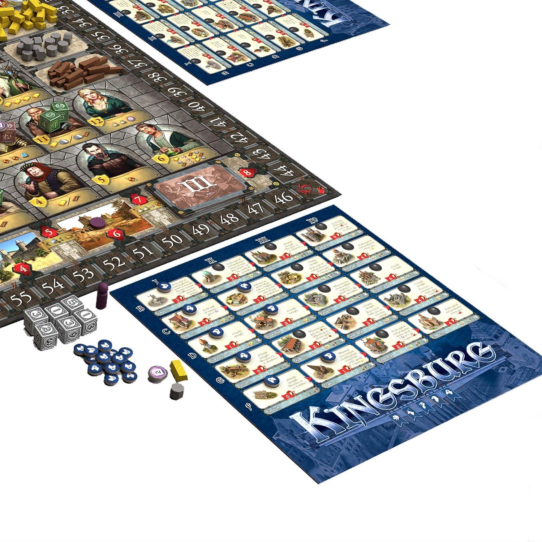 Kingsburg: Amazon.es: Juguetes y juegos