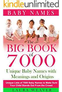Baby Names 7000 Unique Meanings And Origins List Of
