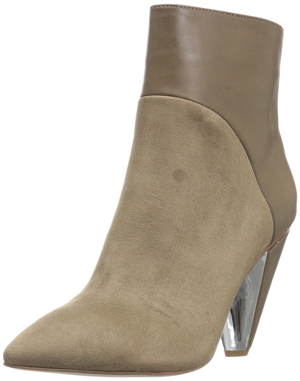 BCBGeneration Women's Lara DRM Micrsd/Smth Vcht Fashion Boot B071J2JHYX 9 M US|Taupe/Taupe