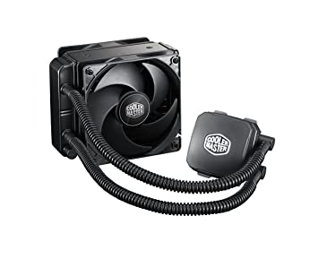 Cooler Master Nepton 120XL RL-N12X-24PK-R1 120mm CPU Liquid Cooling System Fans & Cooling at amazon