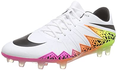 free shipping 4ebdf a94de Nike Hypervenom Phinish Men s Firm-Ground Soccer Cleat (8.5) White
