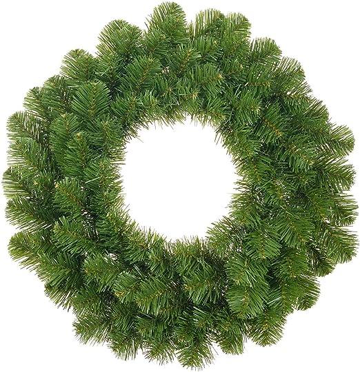Black Box Norton - Corona de Navidad (45 cm de diámetro), Color Verde: Amazon.es: Juguetes y juegos