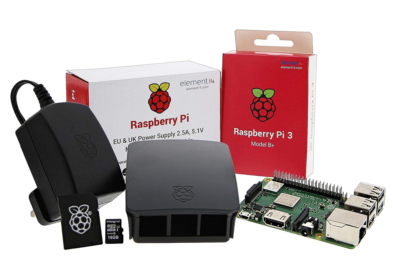 UCreate Raspberry Pi 3 Model B+ Desktop Starter Kit (16Gb)...