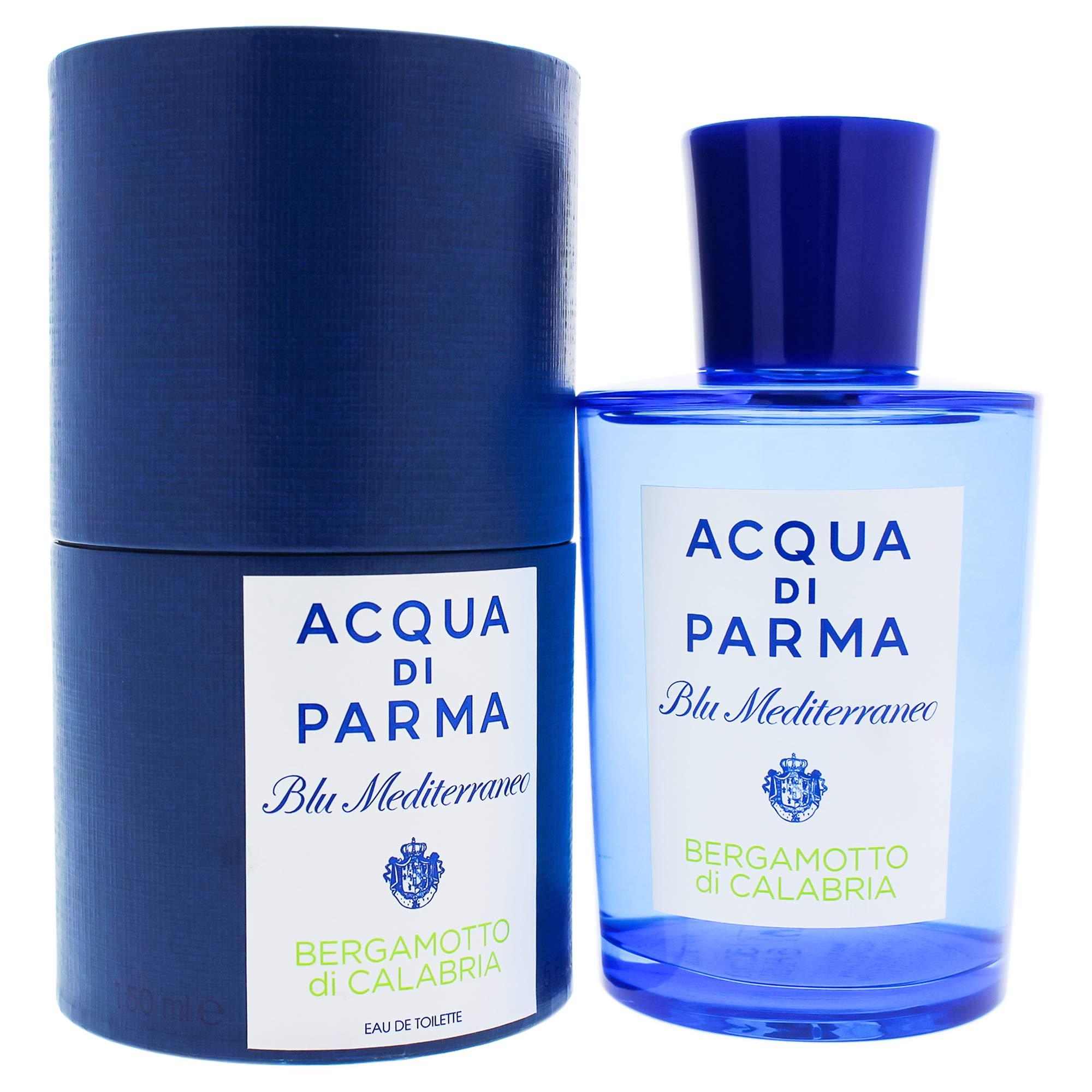 Acqua Di Parma Blue Mediterraneo Bergamotto Di Calabria Eau de Toilette Spray, 5 Ounce