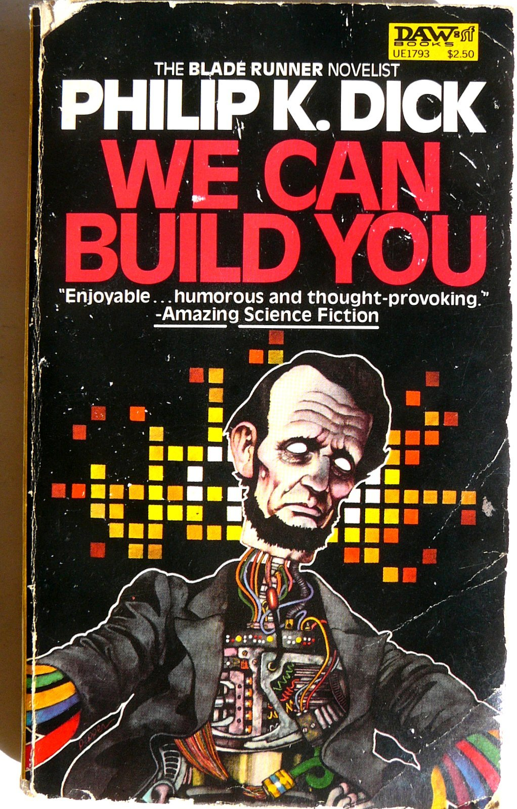 We Can Build You, Dick, Philip K.