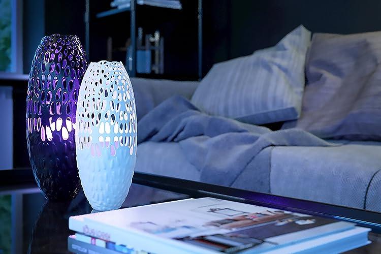 Ilumi Bluetooth Smart LED BR30 bombilla de luz de inundación, 2 nd generación - Smartphone controlada luz multicolor cambio de color regulable - compatible ...