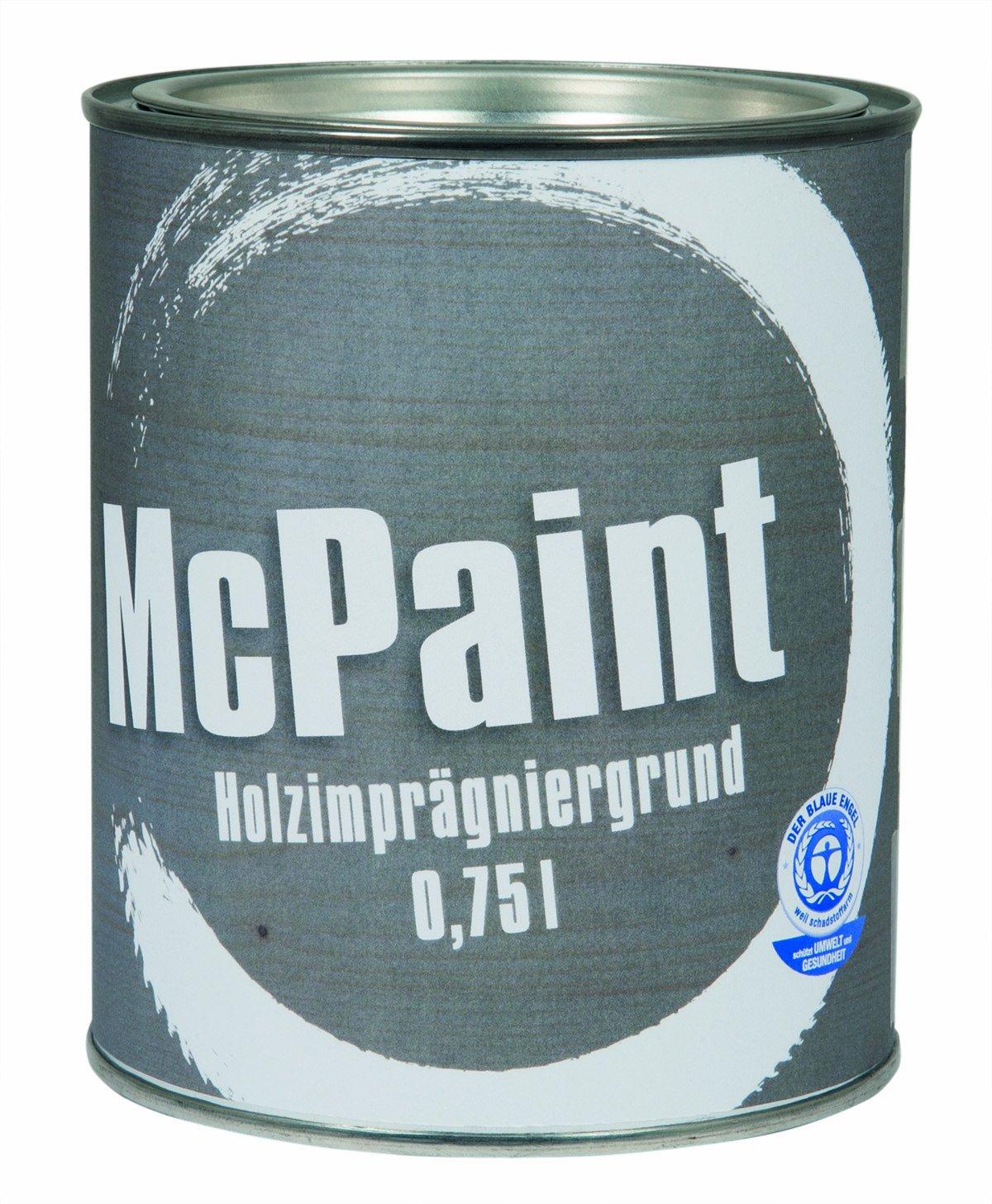 McPaint Holzimprä gniergrund aussen Farblos 0, 75L J120299
