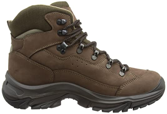 Men's Hiking Brown Brecon Ksb High Weathertite Karrimor Rise Shoes AwfztYqxax