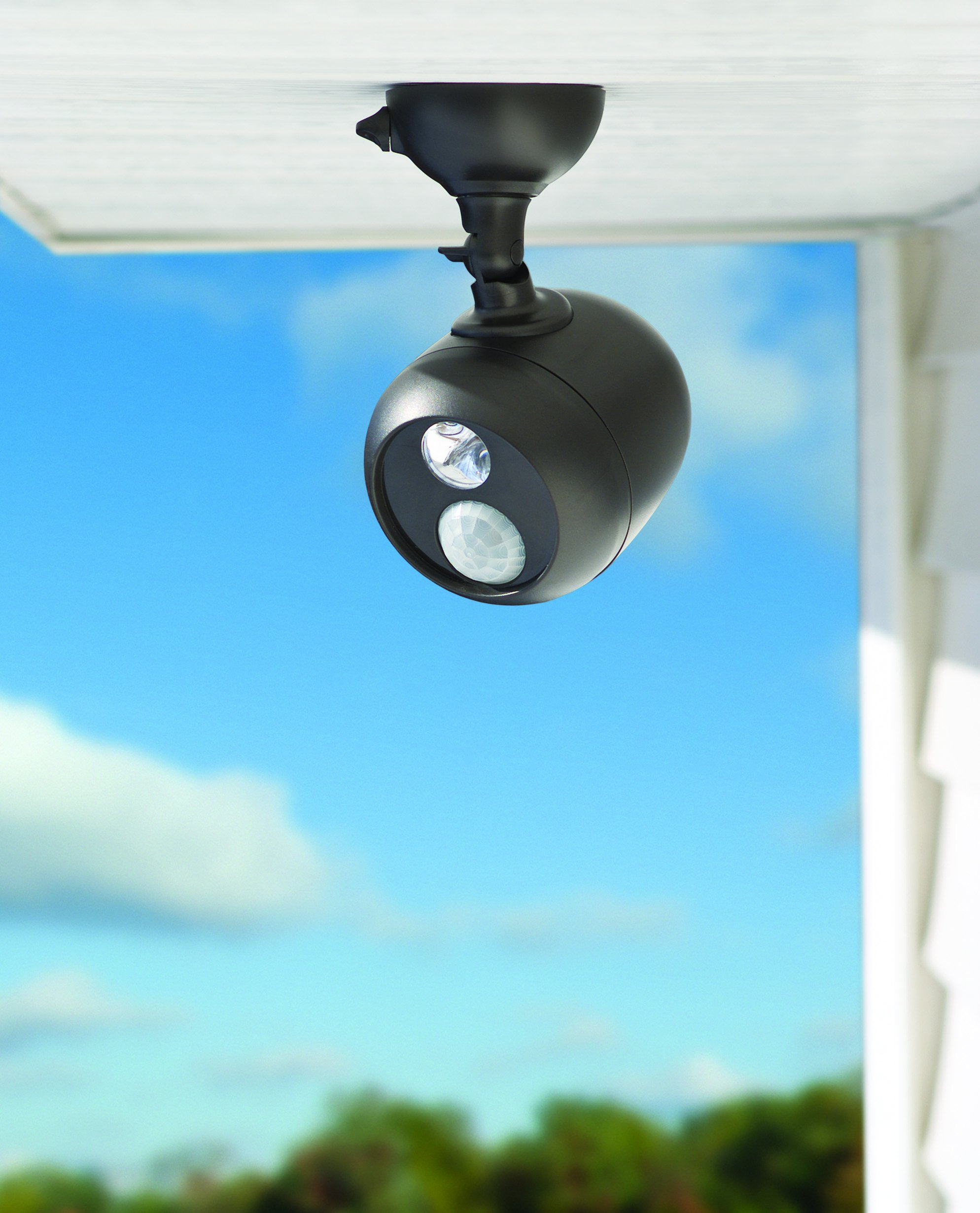 Mr Beams MB360 Wireless LED Spotlight with Motion Sensor and Photocell, Dark Brown by Mr Beams (Image #8)