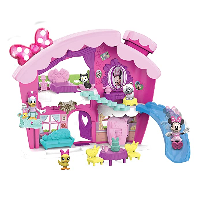 Minnie Vacation Home Playset