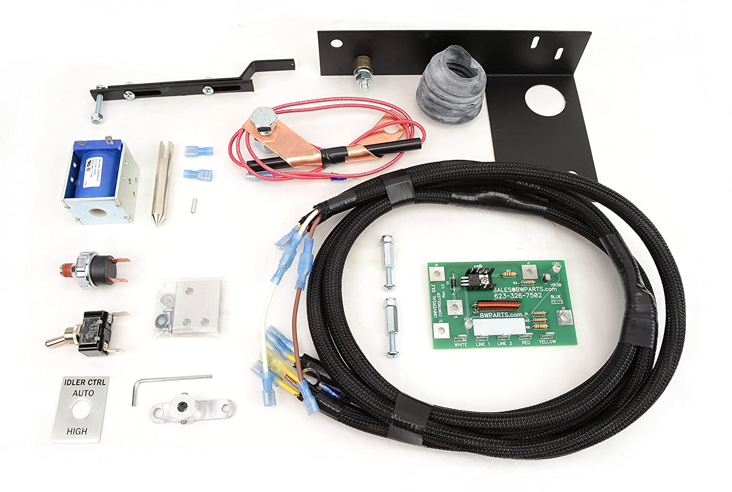 Sa 200 Low Idle Kit Industrial Scientific Lincoln 300d Wiring Diagram