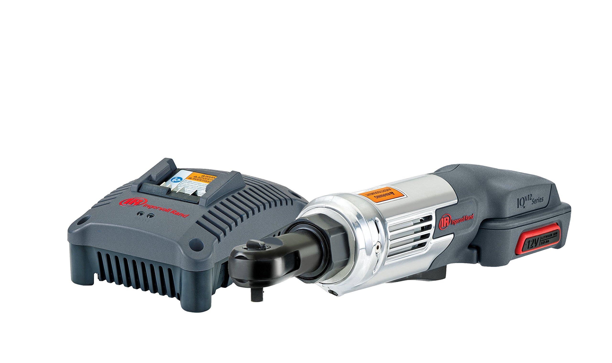 Ingersoll Rand R1120-K1 1/4'' 12V Cordless Ratchet Kit