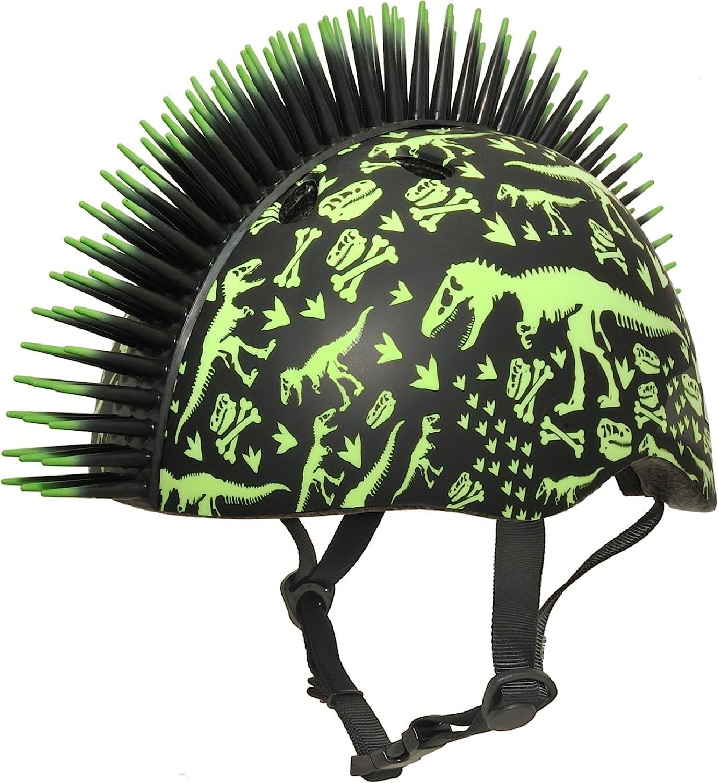 Raskullz Mohawk Toddler Helmet