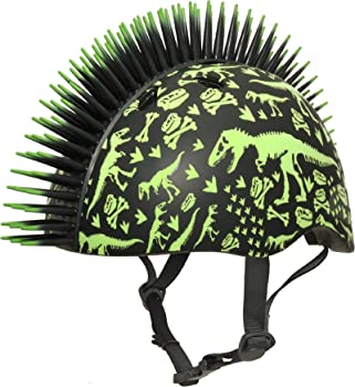 Raskullz Mohawk Kids Bike Helmets