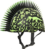 Raskullz Mohawk Toddler 3+ and Child 5+ Helmets