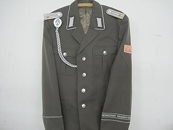 858379e4ce7410 Uniformjacke NVA Offizier Größe Gr 50-.52