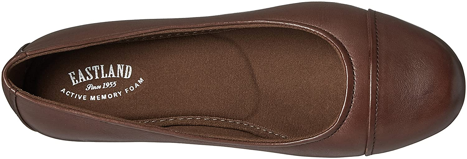 Eastland Women's 6 Gia Slip-On Loafer B002DYK0YW 6 Women's B(M) US|Walnut ee36c8