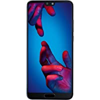 Huawei P20 Smartphone Bundle (14,7 cm (5,8 Zoll), 128GB interner Speicher, 4GB RAM, 20 MP Plus 12 MP Leica Dual Kamera, Android 8.1, EMUI 8.1) Blau [Exklusiv bei Amazon] - Deutsche Version