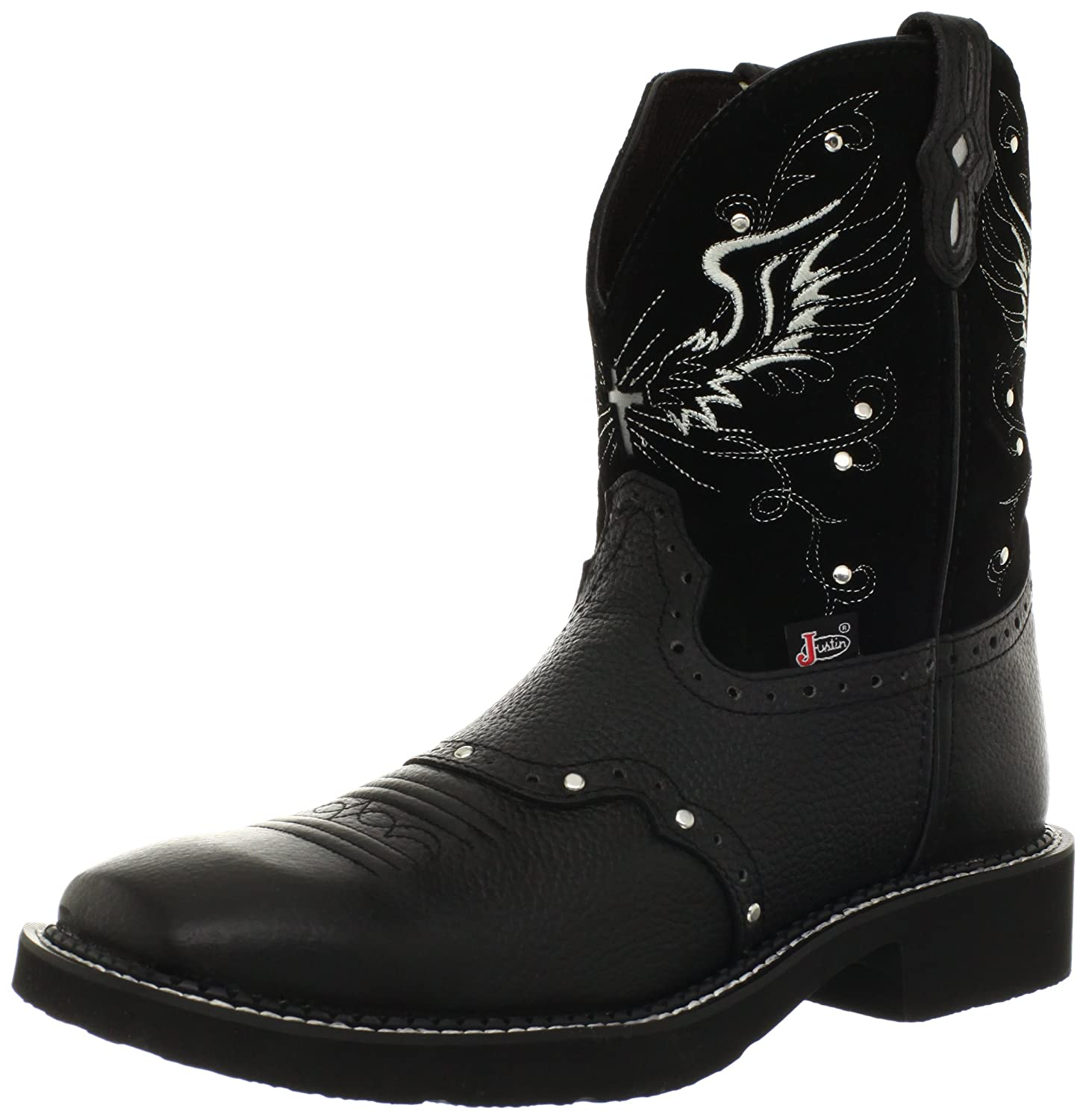 Justin Gypsy Winged Cross Justin Footwear Gypsy Collection 12 Soft Toe P