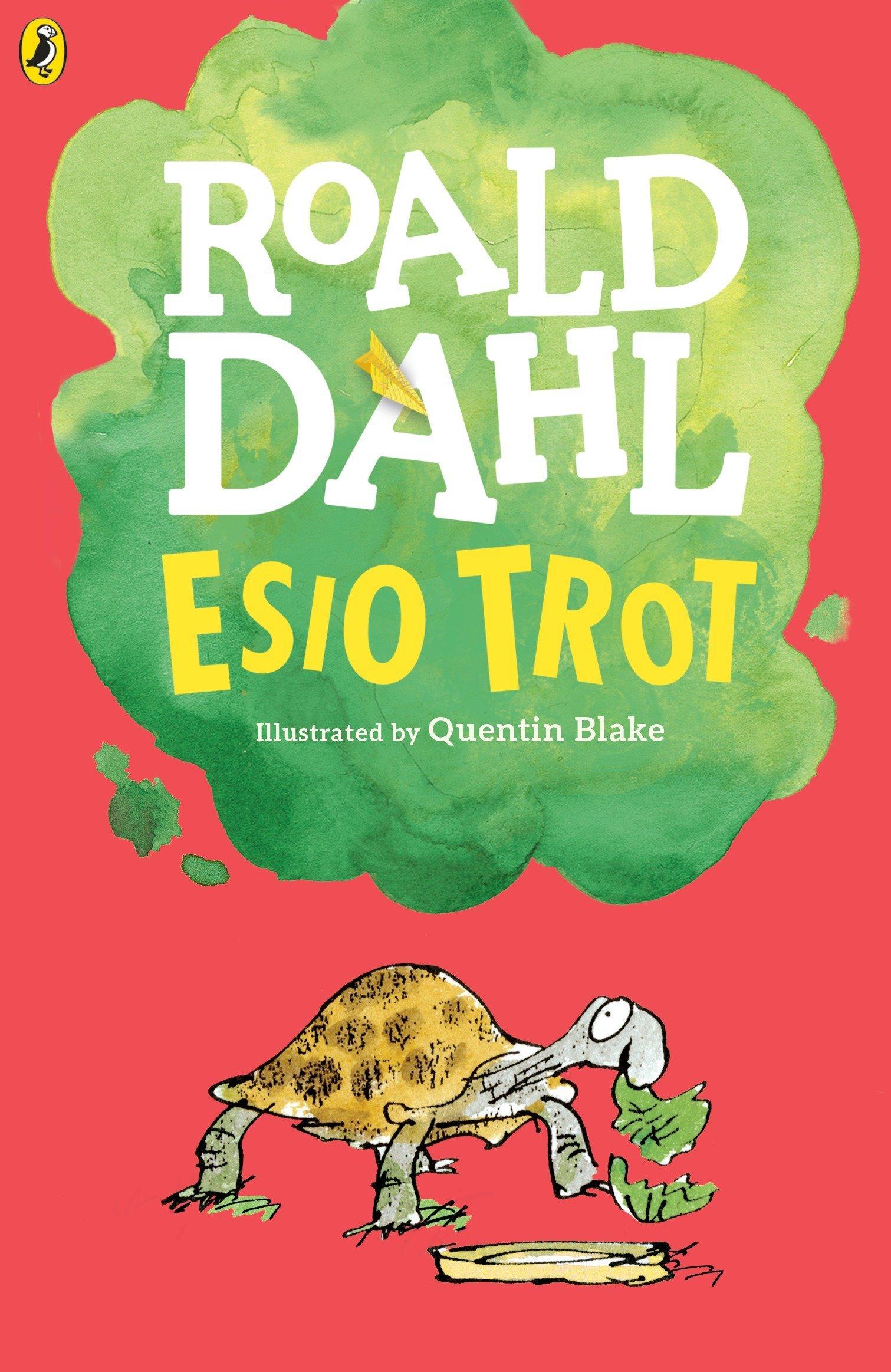Esio Trot: Dahl, Roald, Blake, Quentin: 9780142413821: Amazon.com: Books