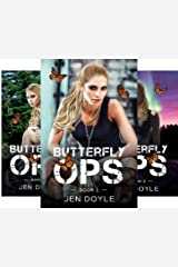 Butterfly Ops Trilogy (3 Book Series) Kindle Edition