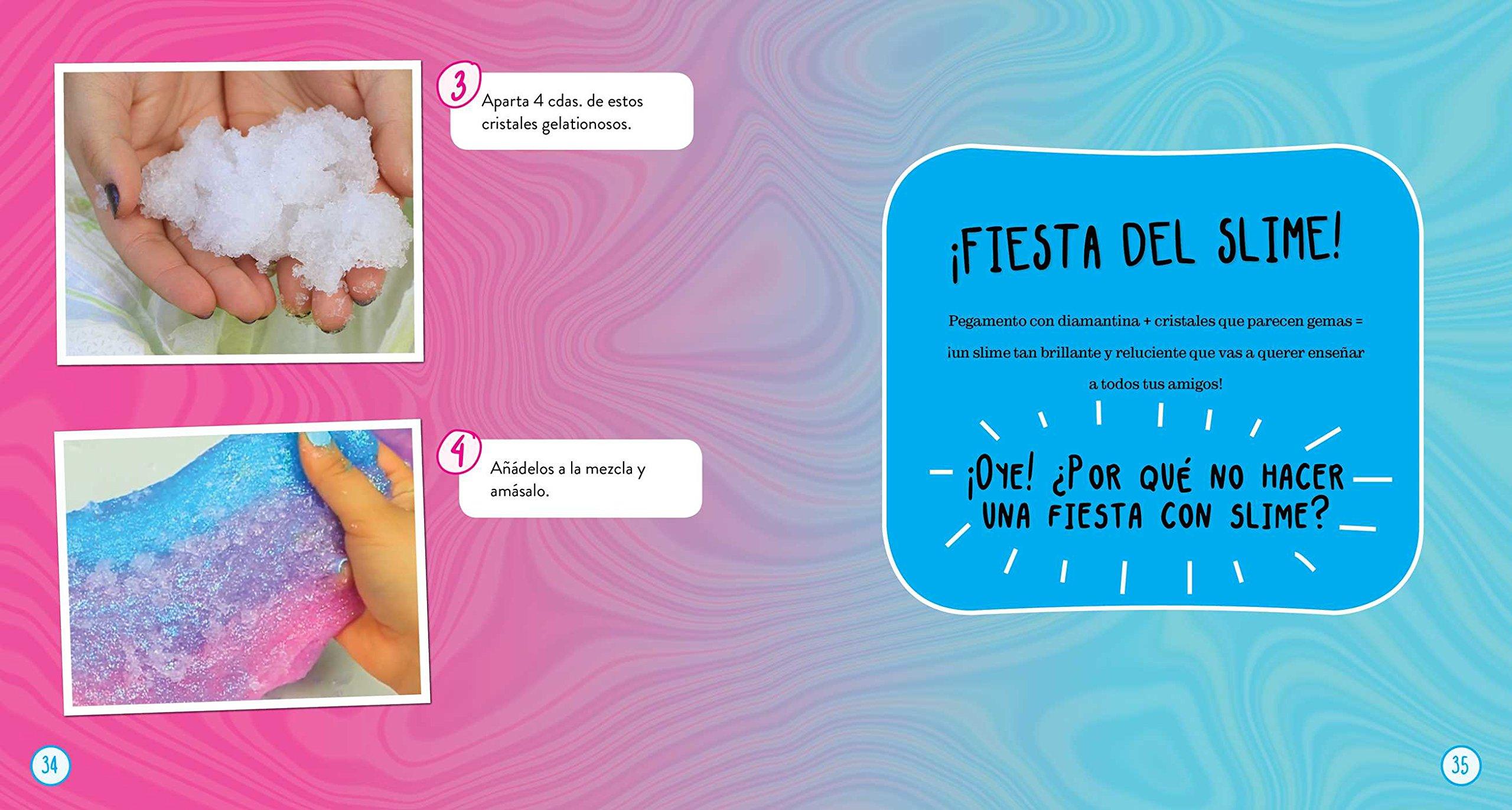 Slime DIY de Karina Garcia (Spanish Edition): Amazon.es: Karina Garcia, Laura Collado Piriz: Libros en idiomas extranjeros